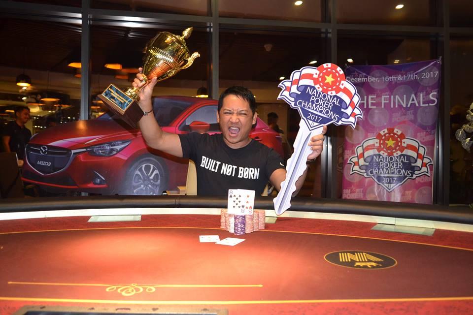 Lloyd Fontillas - Photo Win Poker