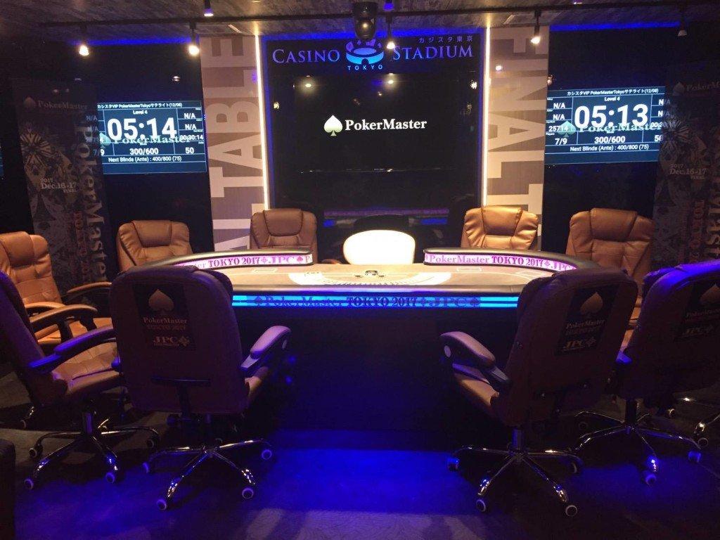 Poker Master Finale