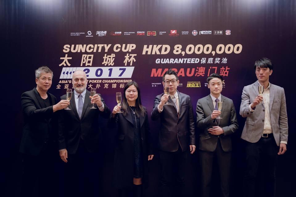 Poker King Club Opening Ceremony - Photo PKC