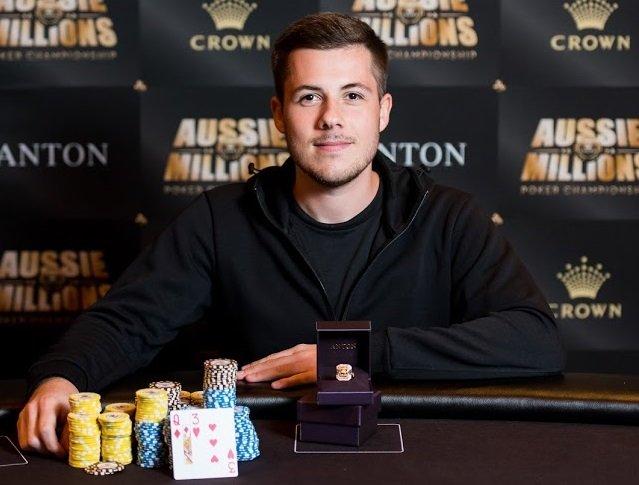 Benedikt Eberle - Photo Crown Poker