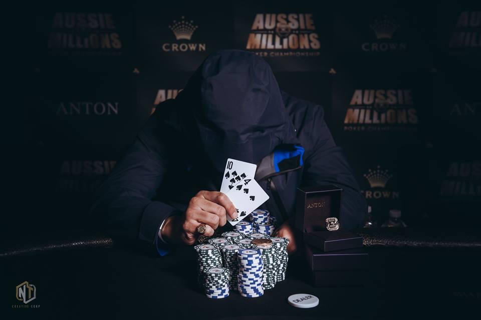 Michael Lim - Photo Crown Poker