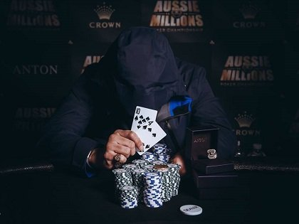 Malaysians Michael Soyza and Michael Lim shine at the Aussie Millions