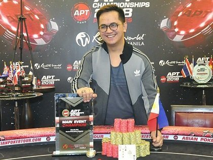 APT Philippines Championships: Lester Edoc wins the Main Event; Linh Tran, Iori Yogo, and Ha Duong win events