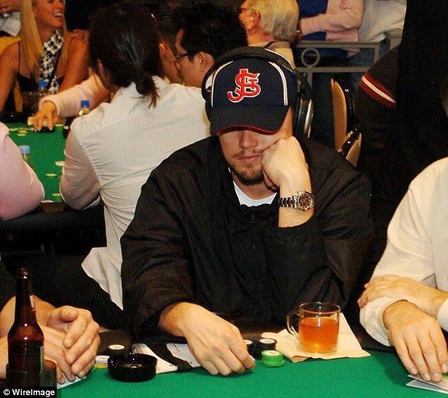 Dicaprio poker
