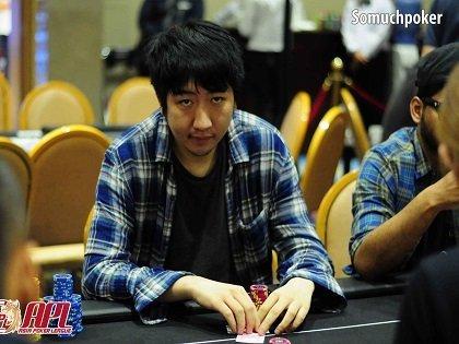 Xing Biao Zhu: Chatting with a Rising Chinese Poker Pro