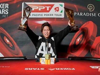 APPT Korea: Back-to-back victories for Yuki Ko; Diego Palma wins a Platinum Pass; Xing Zhu with four cashes