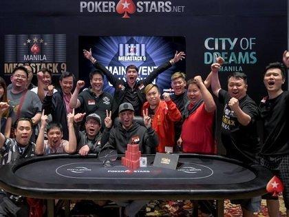 Manila Megastack 9: Ignatius Meng tops the record-breaking 695-entry Main Event; Henrik Tollefsen, Eugene Co, and Mike Takayama earn big