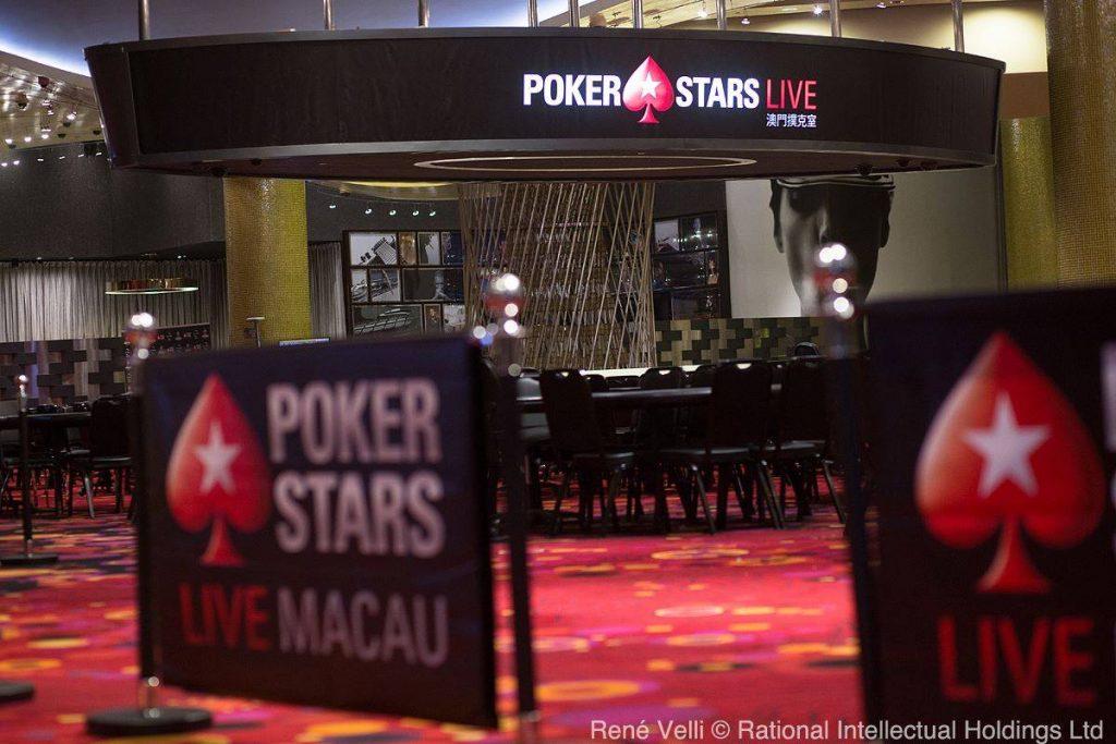 PokerStars Live Macau