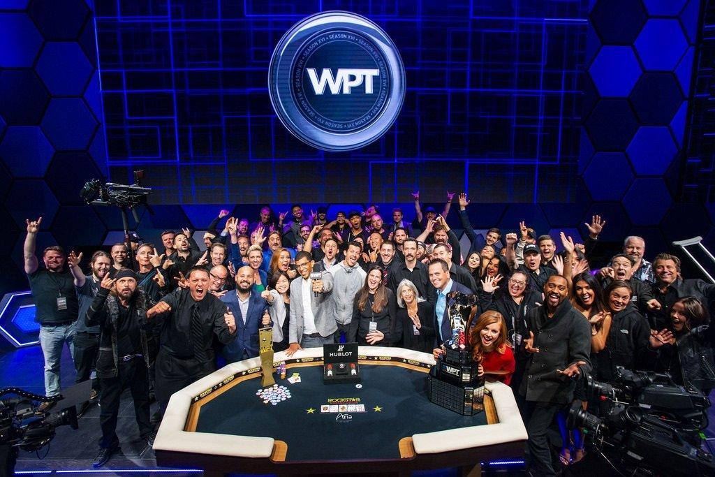 WPT TOC Winner 2018