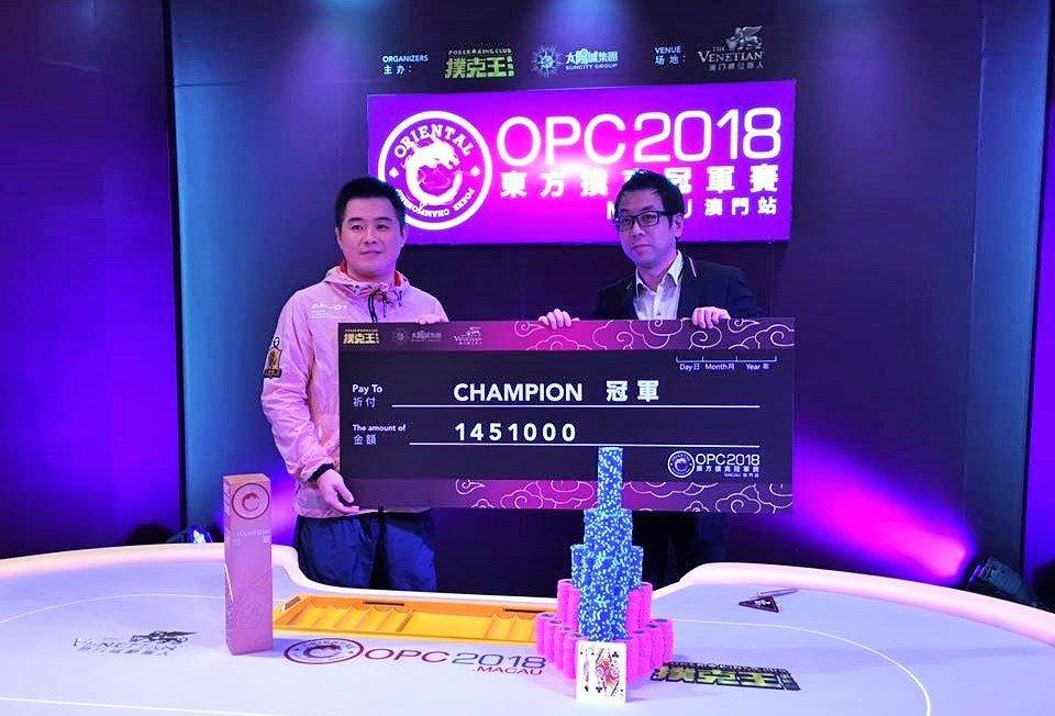 Winner OPC