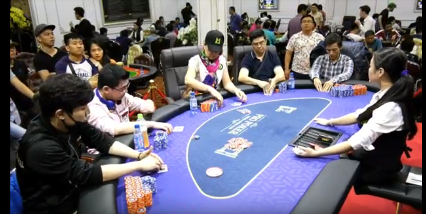 Watch now: Livestream of the Final Table the APL Vietnam Main Event