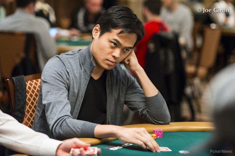 James Chen - Foto Joe Giron Courtesy of WSOP.com
