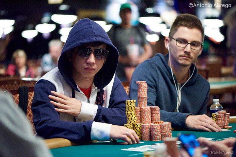 Mike Takayama WSOP
