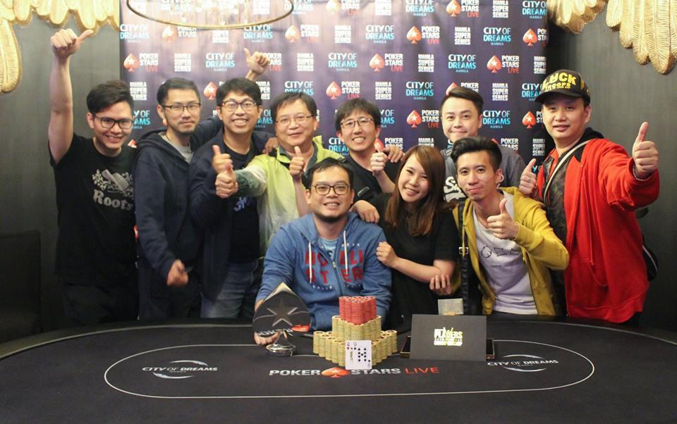 PokerStars Live manila super series