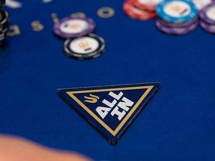 Triton Poker Allin