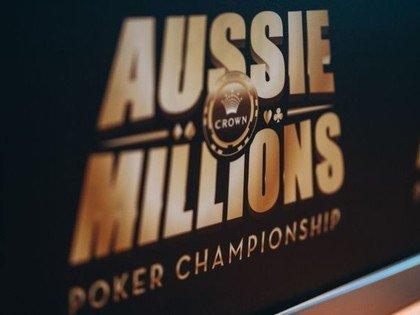 Aussie Millions Schedule
