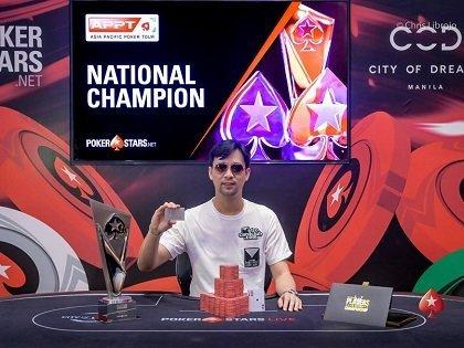 Marc Rivera, Michael Soyza and TZai Wei Phua among latest winners at APPT Manila