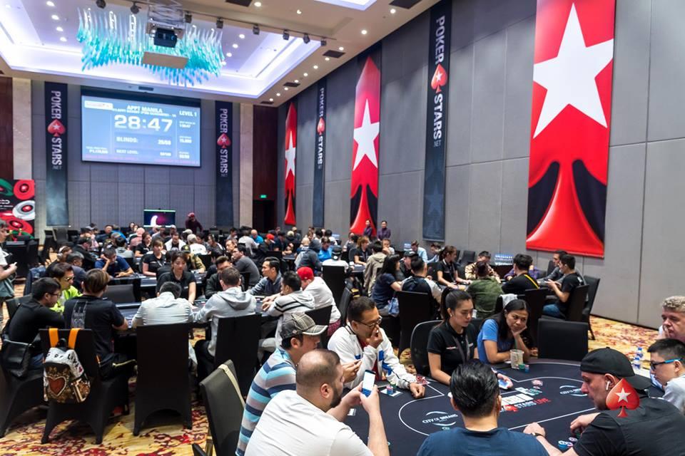 Poker Room Manila