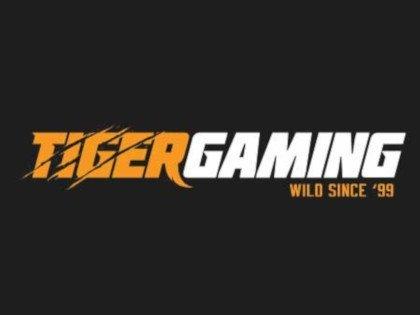 tigergaming poker logo