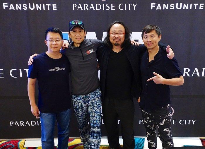 Team China 2