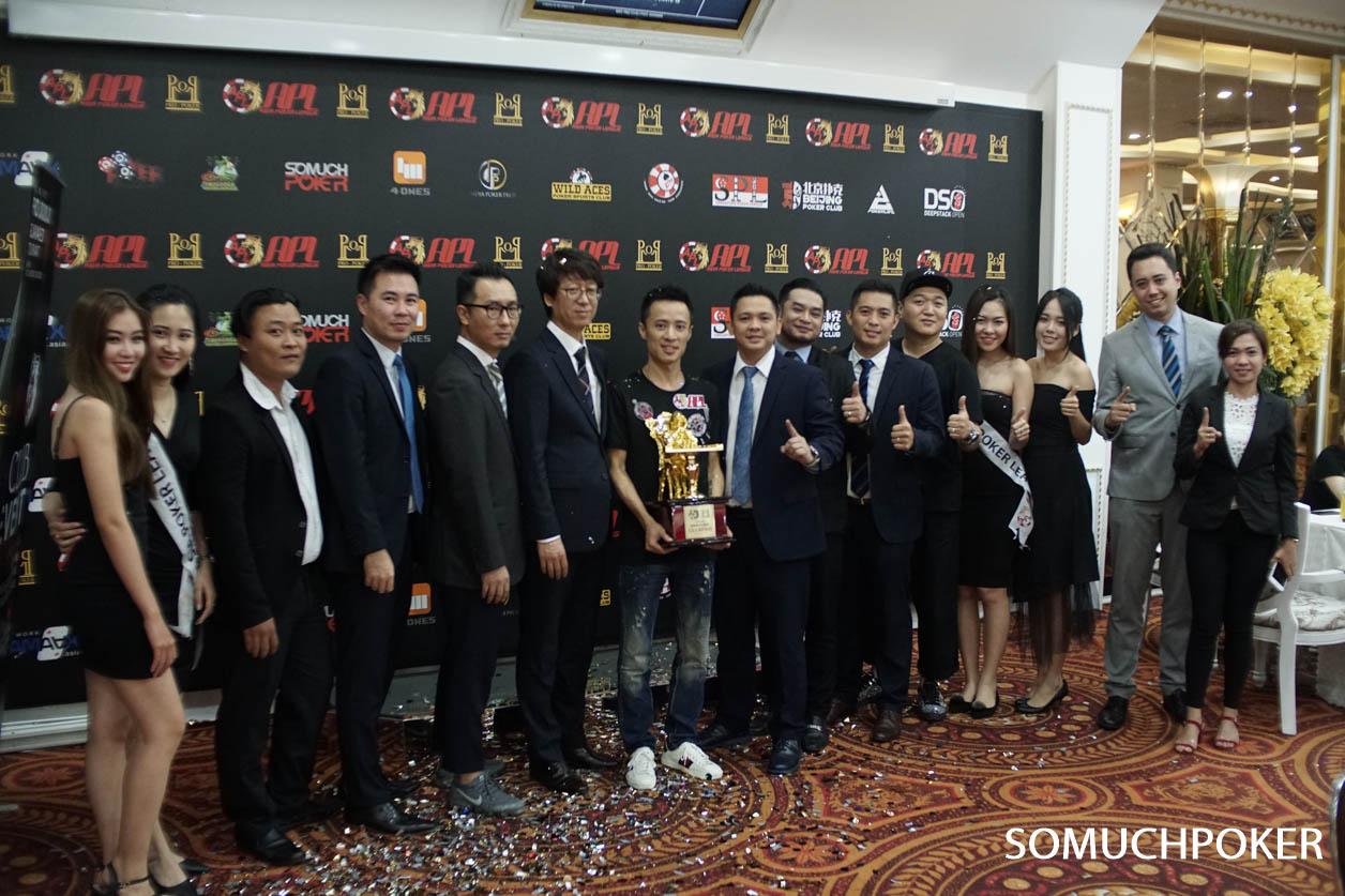 APL Ho Chi Minh City: Final wrap and last winners Le Ngoc Khanh, Eunho Kwon, Duy Ho