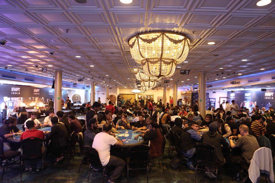 WPT India - Photo World Poker Tour