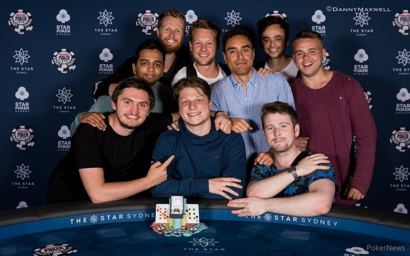 WSOP International Circuit Sydney: Big wins for Matthew Wakeman and Luke Martinelli