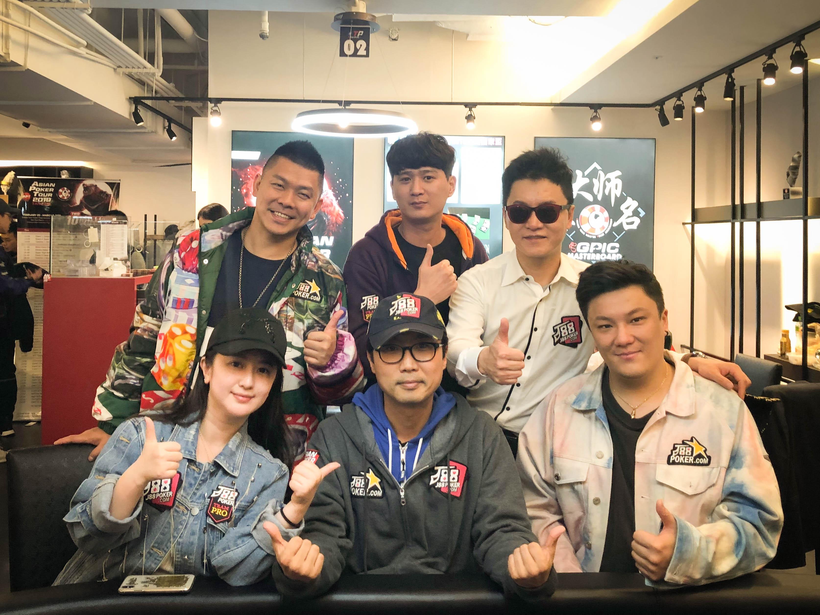 Meet the J88Poker Team Pros