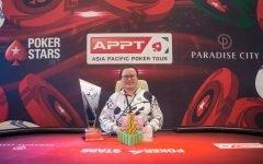 2019 APPT Korea Yan Li Wins the 2019 PokerStars APPT National