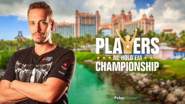 Lex Veldhuis' ad for a PokerStars championship