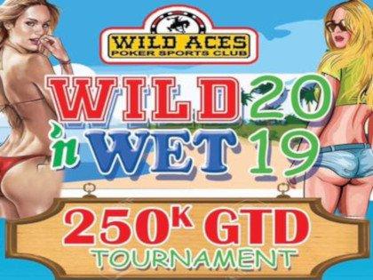 Wild and Wet 2019 Schedule