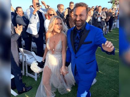 Negreanu Married