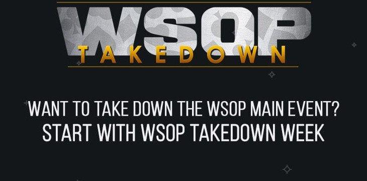 WSOP take Down ACR