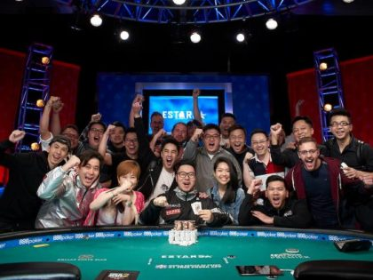 Danny Tang2019 WSOP