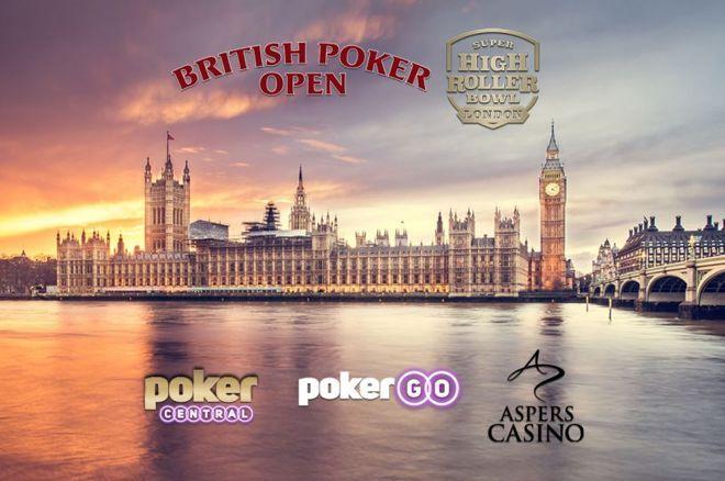 London High stakes Poker