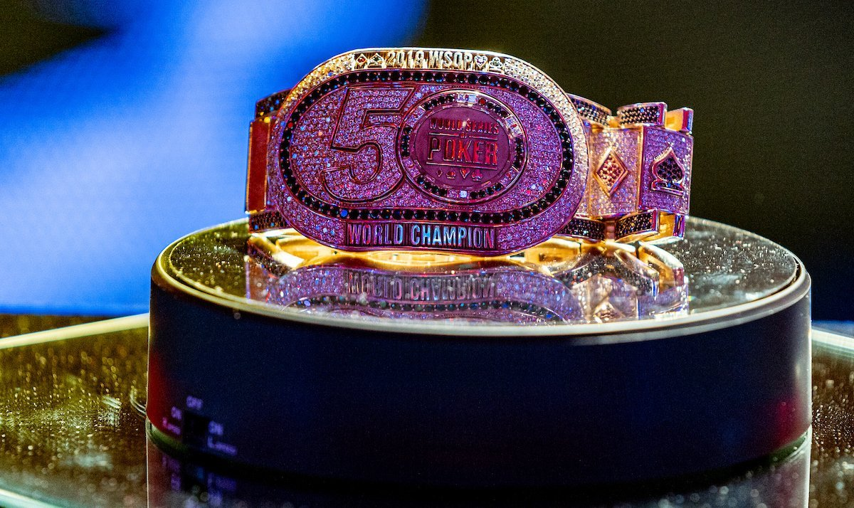 WSOP Main Event 2019:  Hossein Ensan leads the way; Final Table in full swing as five survive