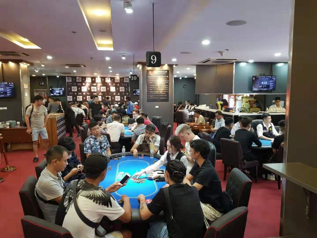 Asia Poker League draws 562 entries to inaugural APL Hanoi opening event