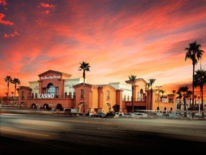 Silver Sevens Hotel & Casino building