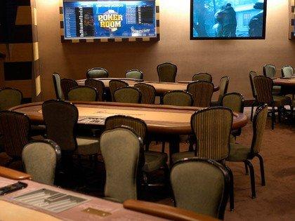 Stratosphere Casino, Hotel & Tower poker room