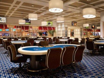 Wynn Las Vegas poker room
