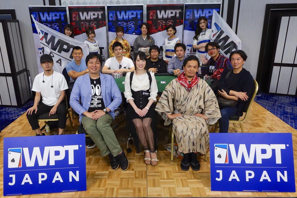 Final Table WPt Japan