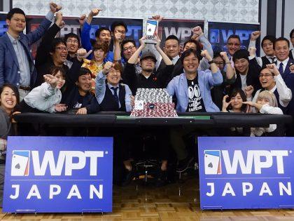 WPT Japan Winner