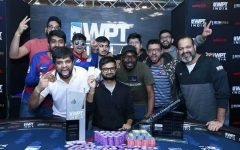 1Ashish Munot wins WPT India Main Event cover