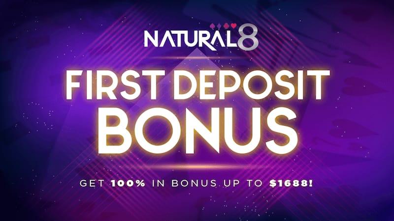 2first deposit bonus