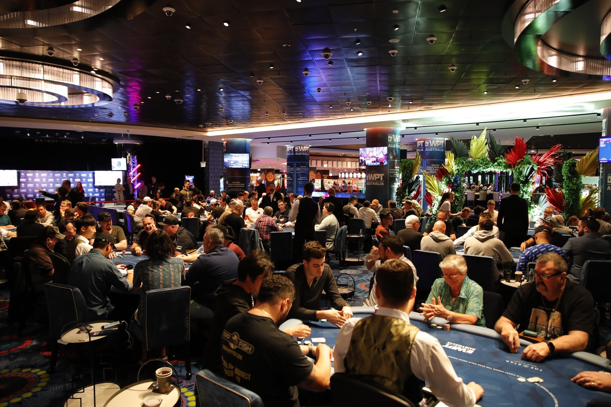 World Poker Tour lands in Australia ; Liam Doyle wins the Opening Event