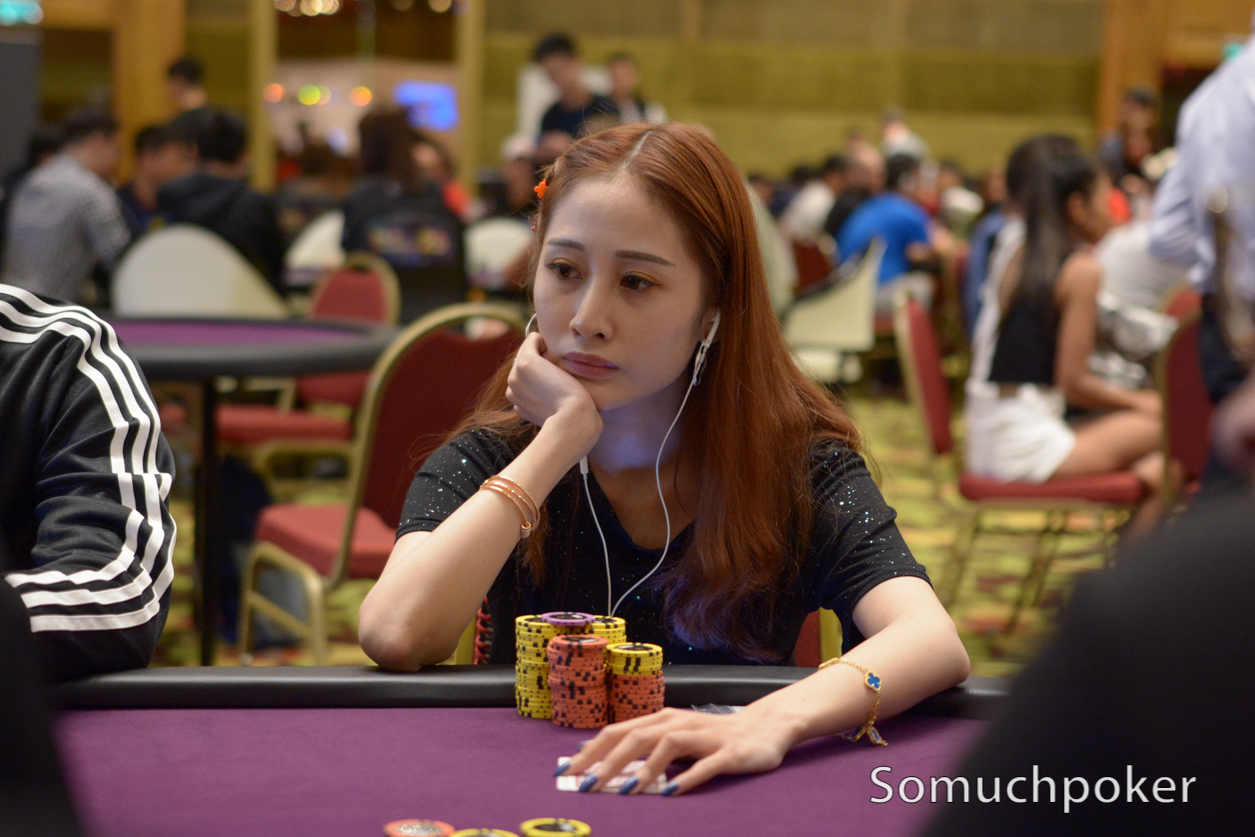 188 pour in for WPT Cambodia Main Event Day 1A; JIngjing Ke leads the 34 survivors