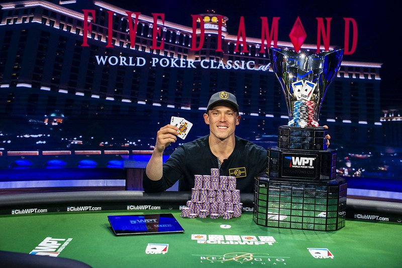 Alex Foxen wins record-breaking WPT Five Diamond title, potentially securing historical Back to Back GPI POY Title