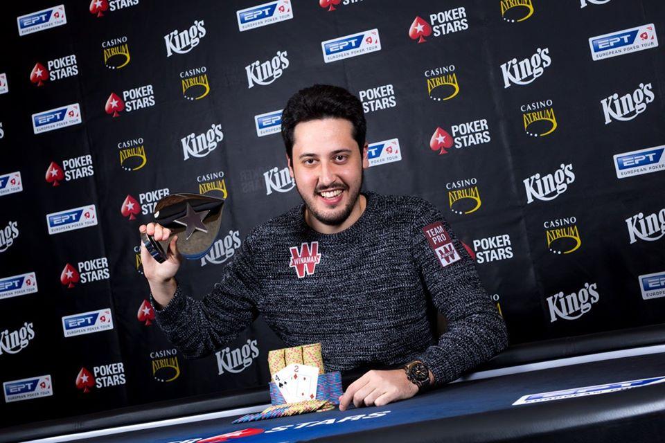 Adrian Mateos - Photo PokerStars