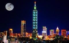 Taipei Night