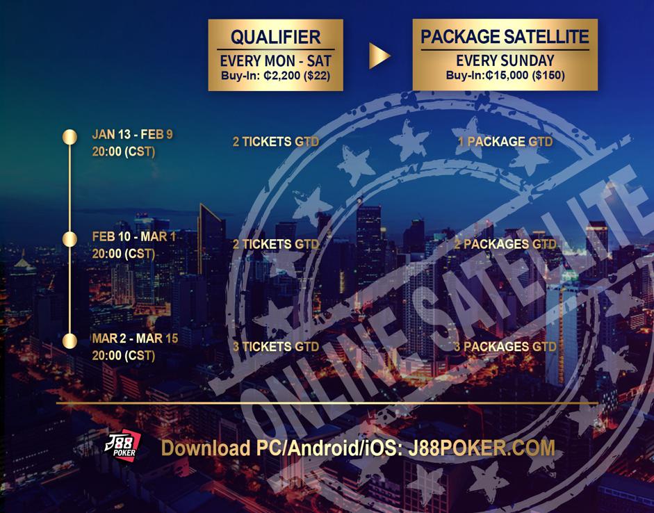 Qualifiers online pic J88